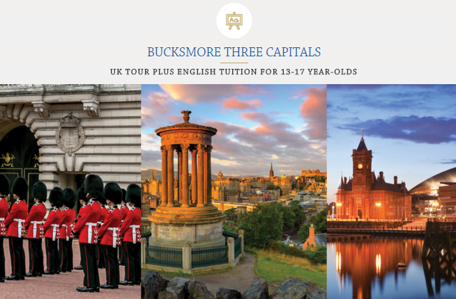 Three capitals Bucksmore